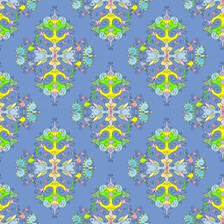 Seamless pattern Stock Vector - 17936578