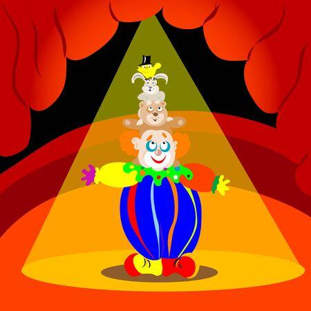 Circus Stock Vector - 18031520