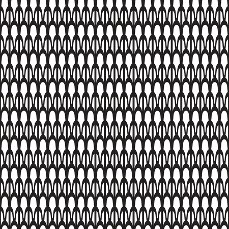 antic: Abstract Black and white antic  Seamless Pattern