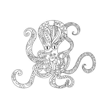 Octopus Tattoo photo