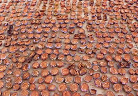 frutos secos: Frutas secas