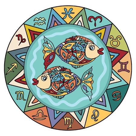 Pisces horoscope Sign photo