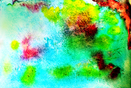 Abstract Watercolor background texture