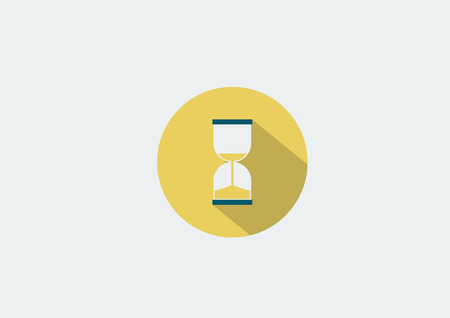 sand watch: sand watch icon.vector.