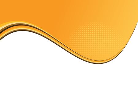 dotted lines: elegant business background, vector illustration Illustration