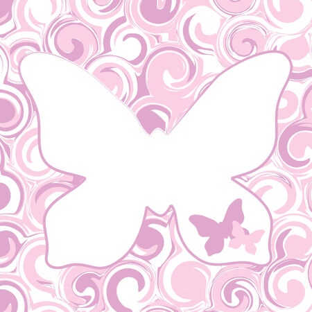 valentines day background, vector illustration Vector