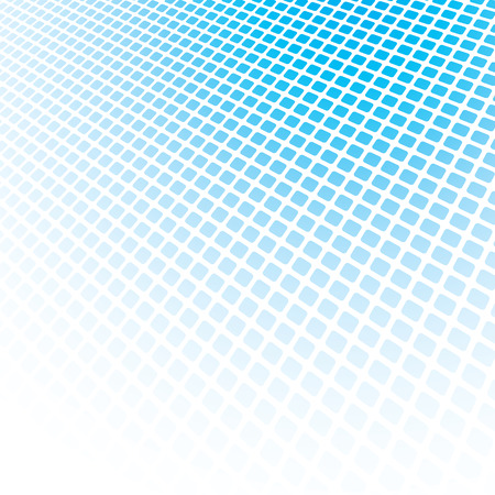 technology abstract: abstract halftone background with copy space, vector illustration Illustration