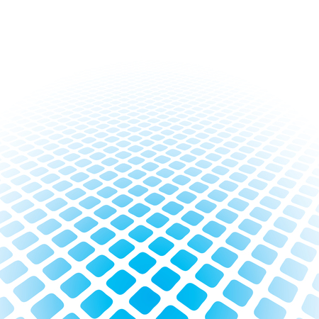 abstract halftone background with copy space, vector illustration Illustration