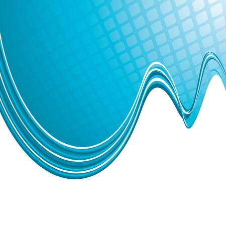elegant business background, vector illustration Stock Vector - 4756420
