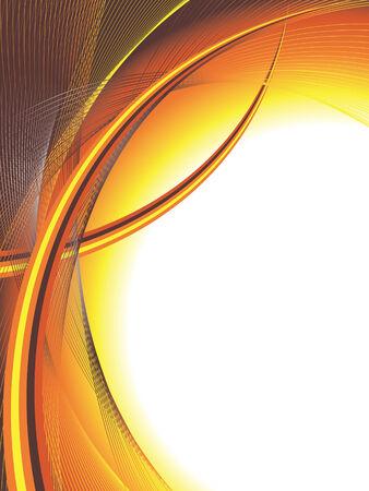 red and yellow card: conocimiento de los negocios resumen, la ilustraci�n Vectores