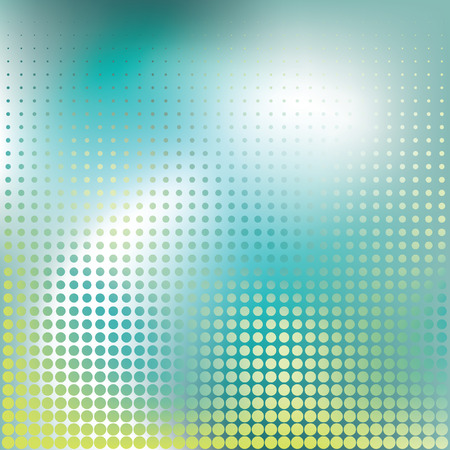 abstract halftone background, vector illustration Vector