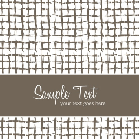 earth tone: abstract background with copy space, vector illustration Illustration