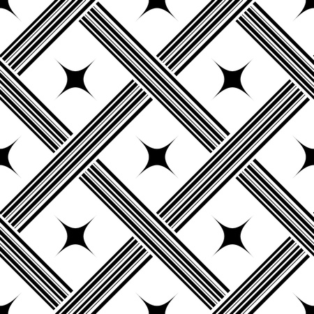 web2: seamless pattern with squares, illustration