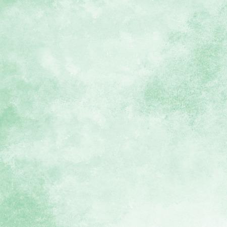 mint green watercolor texture background, hand painted Foto de archivo