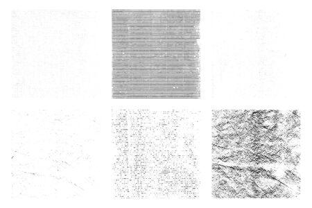 grunge milieux texture de superposition, illustration vectorielle Vecteurs