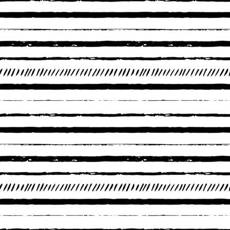 bez szwu deseń z linii, paski ilustracji Ilustracje wektorowe