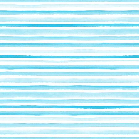 Seamless light blue pattern on white background. seamless pattern with lines and stripes.