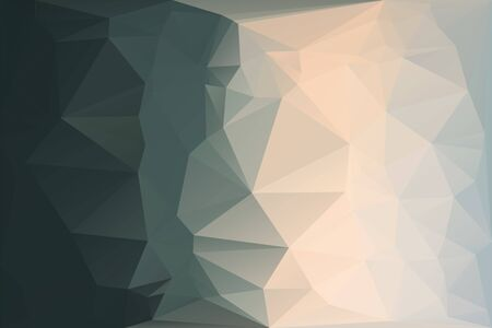 Abstract geometric background with triangles. Vector polygonal texture background. Abstract business background. EPS10 vector illustration.