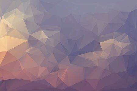 Abstract geometric background with triangles. Vector polygonal texture background. Purple abstract business background. EPS10 vector illustration.