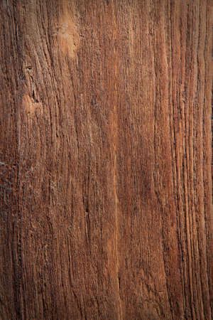background wood: Old wood background dark brown .