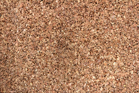 Seamless brown cork board texture or background, concept construction
