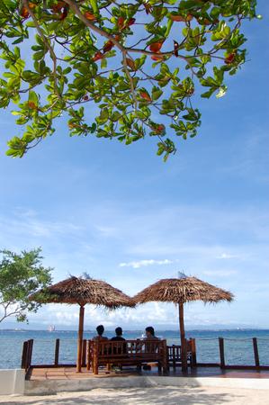 zomervakantie Stockfoto