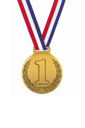 primer lugar: Primer Lugar medalla de oro y la cinta