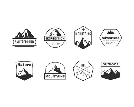 Adventure-badge-collection