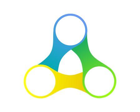 circle element partner Ilustracja