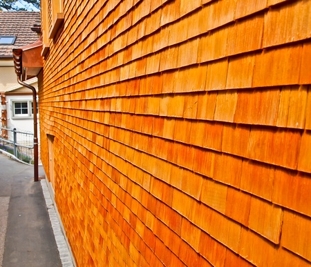 Wooden wall Stock Photo - 9982203