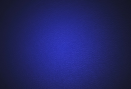 Blue leather surface, background Stock Photo - 10421550