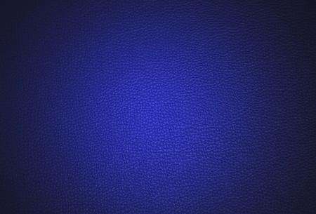 Blue leather surface, background Stock Photo - 10421550