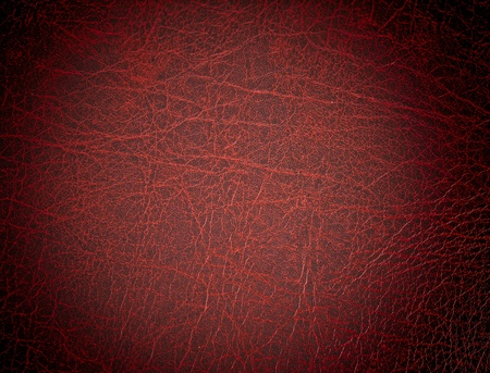 red leather: Red leather surface, background
