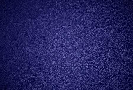 Blue leather surface, background Stock Photo - 10421552