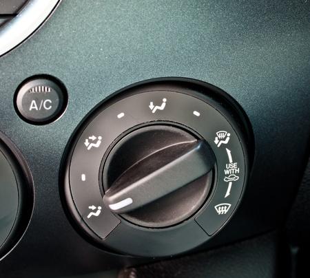 cir: car cir conditioning switch