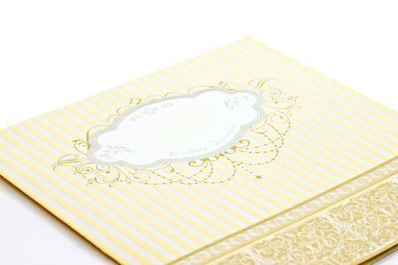 Hintergrund der Hochzeit Einladungskarte