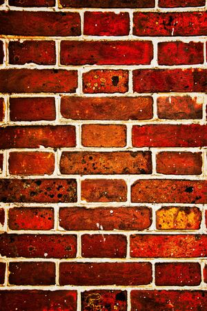 Old brick wall for background using Stock Photo - 13489831