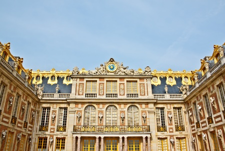 Versailles palace, Paris, France  Stock Photo - 13491085