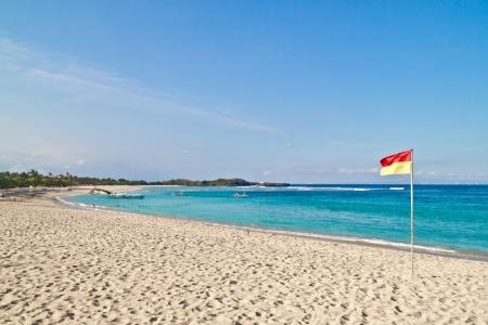 bali beach: Bali beach with beach on sunny day