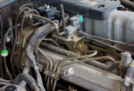 kw: fuel injection system of a diesel engine