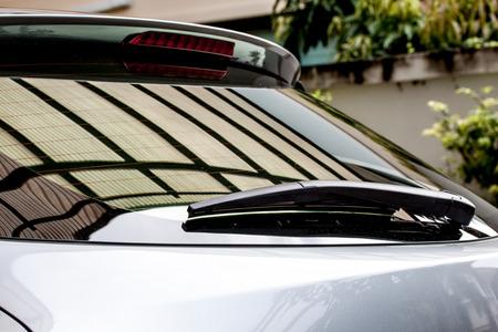 car rear rain wiper