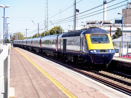 train local en dehors de Londres, Royaume-Uni