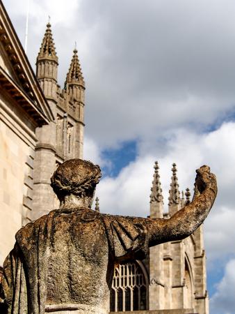 escultura romana: La escultura romana en el ba�o, Somerset, Reino Unido