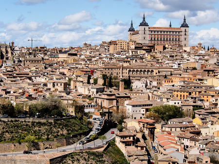 Toledo old town, Spain