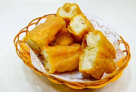 oily: Chinese food, deep-fried doughstick