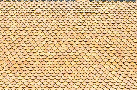 Abstract tiles texture background, roof concept photo
