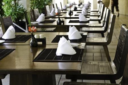 Richten Tisch Standard-Bild - 12782277