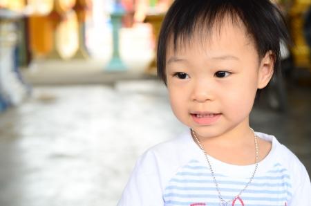 funny cute asian girl Stock Photo - 14906478