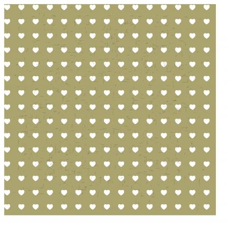pattern pois: cuori seamless pattern a pois con texture retr� Vettoriali