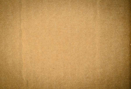 Texture of brown paper background photo